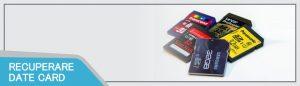 RECUPERARE DATE CARD